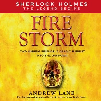 Fire Storm audiobook by Andrew Lane