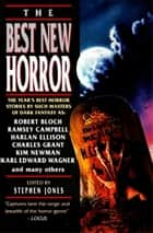 The Best New Horror 6 ebook by Stephen Jones