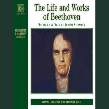 the life and works of beethoven When asking how the work of the older composer influenced that of the   throughout his life schubert admired beethoven as an artist and a.