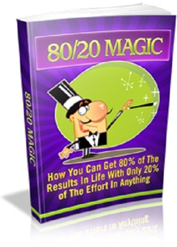 80/20 Magic ebook by Anonymous