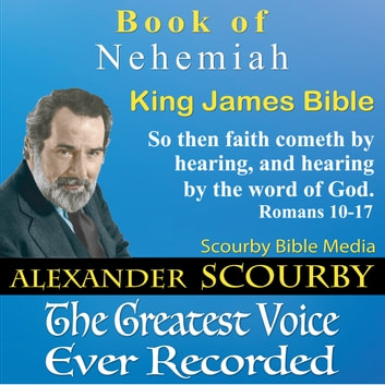 Book of Nehemiah, The - The King James Bible audiobook by John Wycliffe,William Tyndale,King James