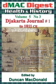 dMAC Digest Volume 5 No 3 ~ Djakarta Journal # 1 ebook by Kobo.Web.Store.Products.Fields.ContributorFieldViewModel