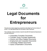 Legal Documents for Entrepreneurs ebook by Penny Nova
