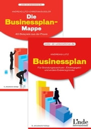 Businessplan + Businessplan-Mappe - KOMBIPAKET ebook by Andreas Lutz