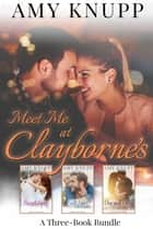 Meet Me at Clayborne's - Hale Street Boxed Set ebook by