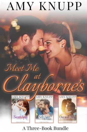 Meet Me at Clayborne's - Hale Street Boxed Set ebook by Amy Knupp
