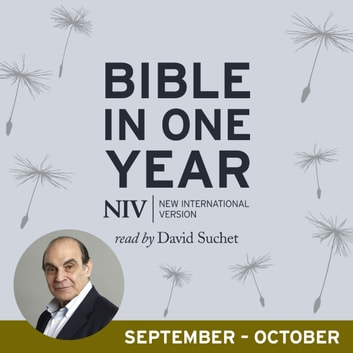 NIV Audio Bible in One Year (Sept-Oct) audiobook by New International Version