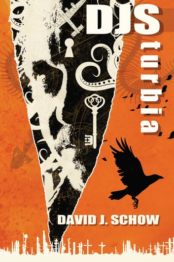 DJSturbia ebook by David J. Schow