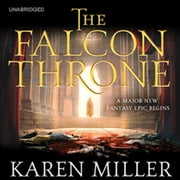 The Falcon Throne audiobook by Karen Miller