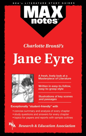 Jane Eyre (MAXNotes Literature Guides) ebook by Barbara Quintero