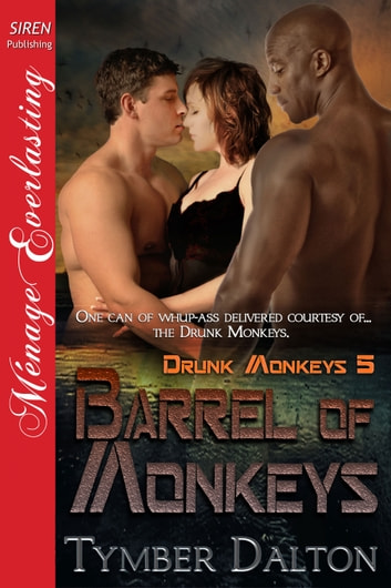 Barrel of Monkeys ebook by Tymber Dalton