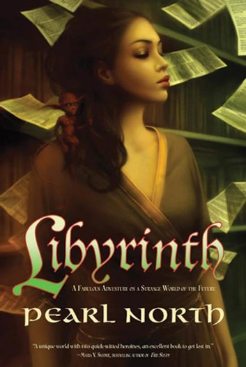 Libyrinth - A Fabulous Adventure on a Strange World of the Future ebook by Pearl North