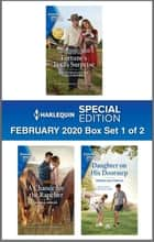 Harlequin Special Edition February 2020 - Box Set 1 of 2 ebook by Stella Bagwell, Brenda Harlen, Teresa Southwick