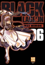 Black Lagoon - Tome 6 ebook by Rei Hiroe