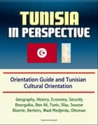 Tunisia in Perspective: Orientation Guide and Tunisian Cultural Orientation: Geography, History, Economy, Security, Bourguiba, Ben Ali, Tunis, Sfax, Sousse, Bizerte, Berbers, Wadi Medjerda, Ottoman ebook by Progressive Management