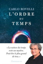 L'Ordre du temps ebook by Carlo Rovelli