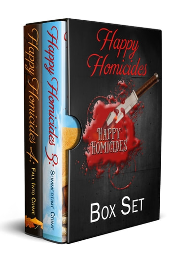 Happy Homicides Box Set - Happy Homicides Mystery Anthologies, #3 ebook by Joanna Campbell Slan