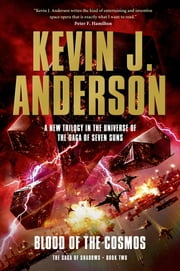 Blood of the Cosmos ebook by Kevin J. Anderson