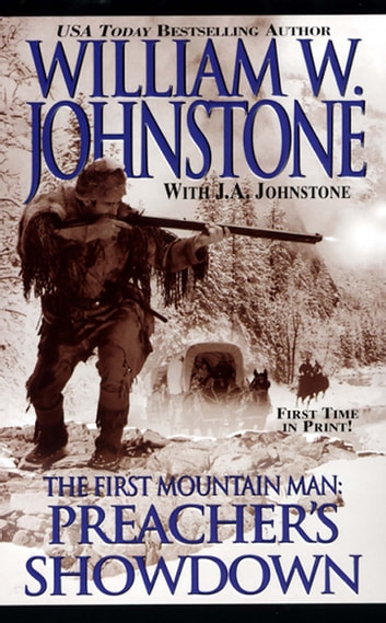 Preacher's Showdown ebook by J.A. Johnstone,William W. Johnstone