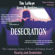 Desecration Audiolibro by Tim LaHaye/Jerry B Jenkins