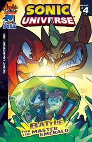 Sonic Universe #90 ebook by Ian Flynn,Adam Bryce Thomas
