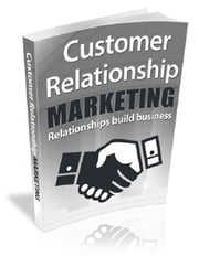 Customer Relationship Marketing ebook by Anonymous