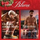 Christmas with the Marine & Her Naughty Holiday livre audio by Candace Havens, Tiffany Reisz