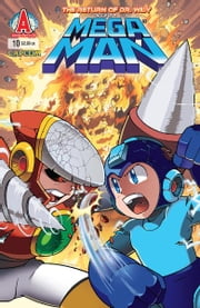 Mega Man #10 ebook by Ian Flynn, Ben Bates