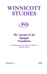 Winnicott Studies - A Celebration of the Life and Work of Frances Tustin ebook by John Fielding,Alexander Newman,Squiggle Foundation,By (author) Squiggle Foundation