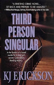 Third Person Singular - A Mars Bahr Mystery ebook by K. J. Erickson
