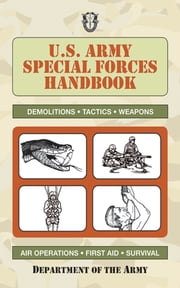 U.S. Army Special Forces Handbook ebook by Army