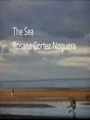 The sea ebook by Rosana Cortez Noguera