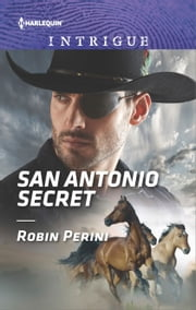 San Antonio Secret ebook by Robin Perini