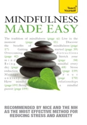 Mindfulness Made Easy: Teach Yourself ebook by Martha Langley