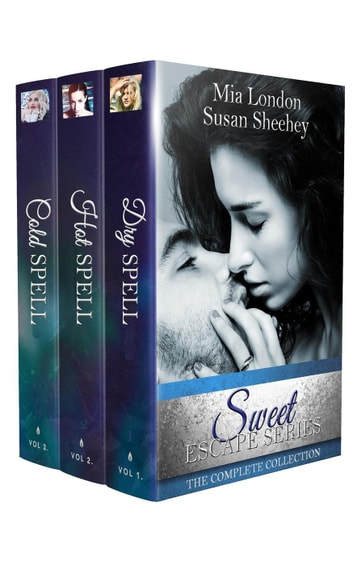 Sweet Escape Box Set ebook by Susan Sheehey,Mia London