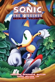 Sonic the Hedgehog Archives 24 ebook by Sonic Scribes