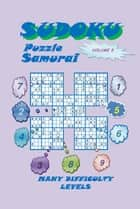 Sudoku Samurai Puzzle, Volume 5 ebook by YobiTech Consulting