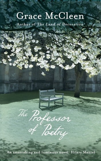 The Professor of Poetry ebook by Grace McCleen