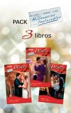 Pack Miniserie Millonarios implacables ebook by Yvonne Lindsay