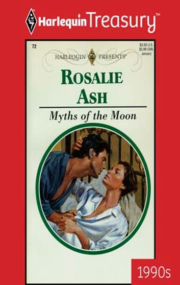 Myths of the Moon ebook by Rosalie Ash