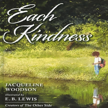 Each Kindness Audiobook By Jacqueline Woodson 9780545748377