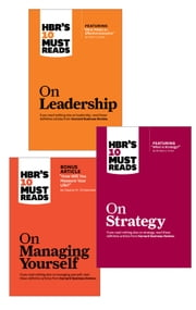 The HBRs 10 Must Reads Leaders Collection (3 Books) (HBRs 10 Must Reads) ebook by Harvard Business Review,Peter Ferdinand Drucker,Clayton M. Christensen,Daniel Goleman,Michael E. Porter