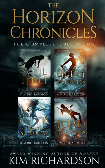 The Horizon Chronicles, The Complete Collection ebook by Kim Richardson