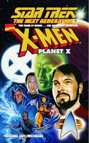 Planet X ebook by Michael Jan Friedman