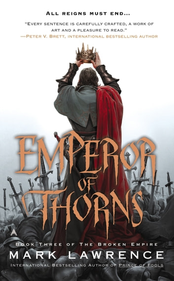Emperor of Thorns ebook by Mark Lawrence