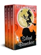 Brimstone Witch Mysteries - Box Set 2 ebook by April Fernsby