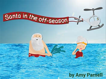 Santa in the Off Season ebook by Amy Parnell