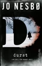 Durst eBook by Jo Nesbø, Günther Frauenlob