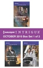 Harlequin Intrigue October 2015 - Box Set 1 of 2 - An Anthology ekitaplar by Cynthia Eden, Carol Ericson, Lisa Childs