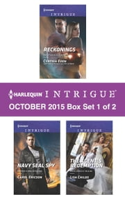 Harlequin Intrigue October 2015 - Box Set 1 of 2 - An Anthology ebook by Cynthia Eden, Carol Ericson, Lisa Childs